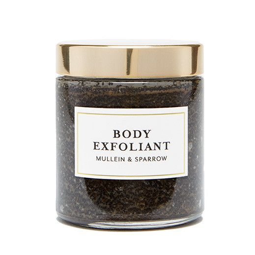 Mullein & Sparrow - Coffee Mint Body Scrub