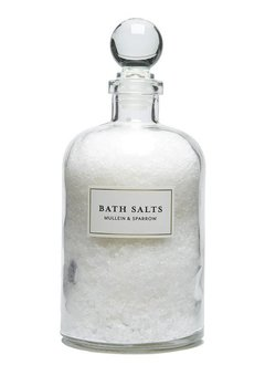 Mullein & Sparrow Detoxifying Bath Salts