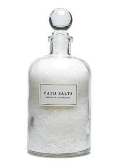 Mullein & Sparrow Detoxifying Bath Salts