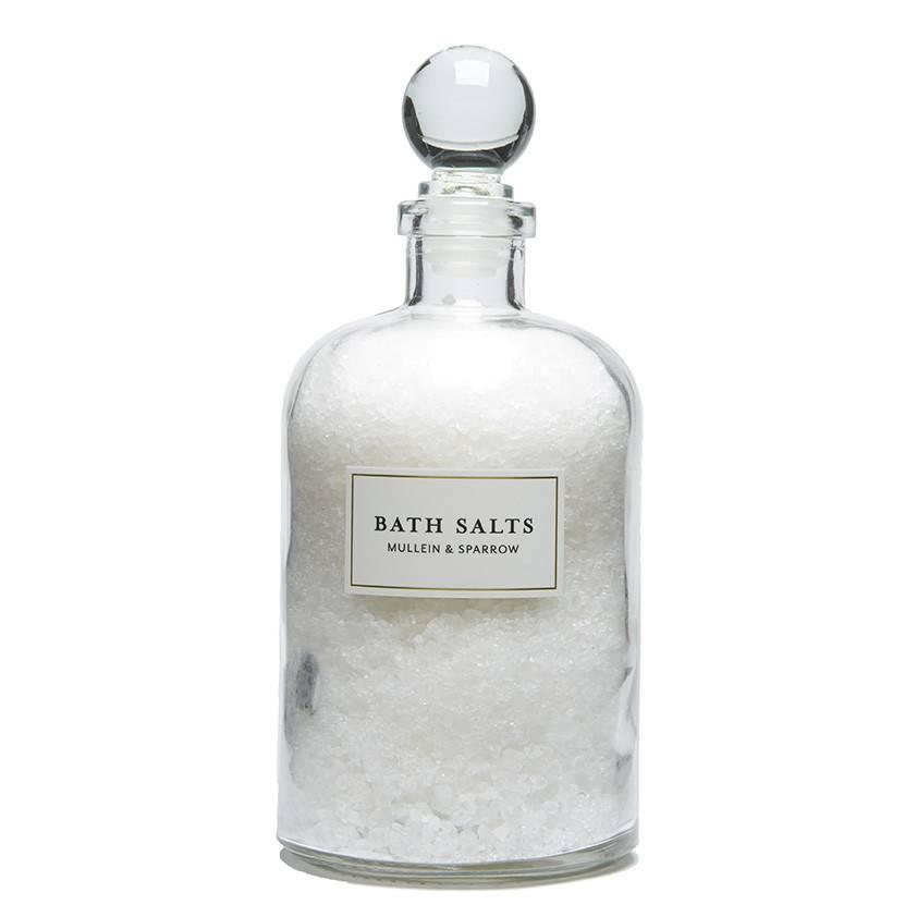 Mullein & Sparrow Mullein & Sparrow - Detoxifying Bath Salts