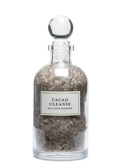 Mullein & Sparrow Mini Cacao Cleanse Bath Salts