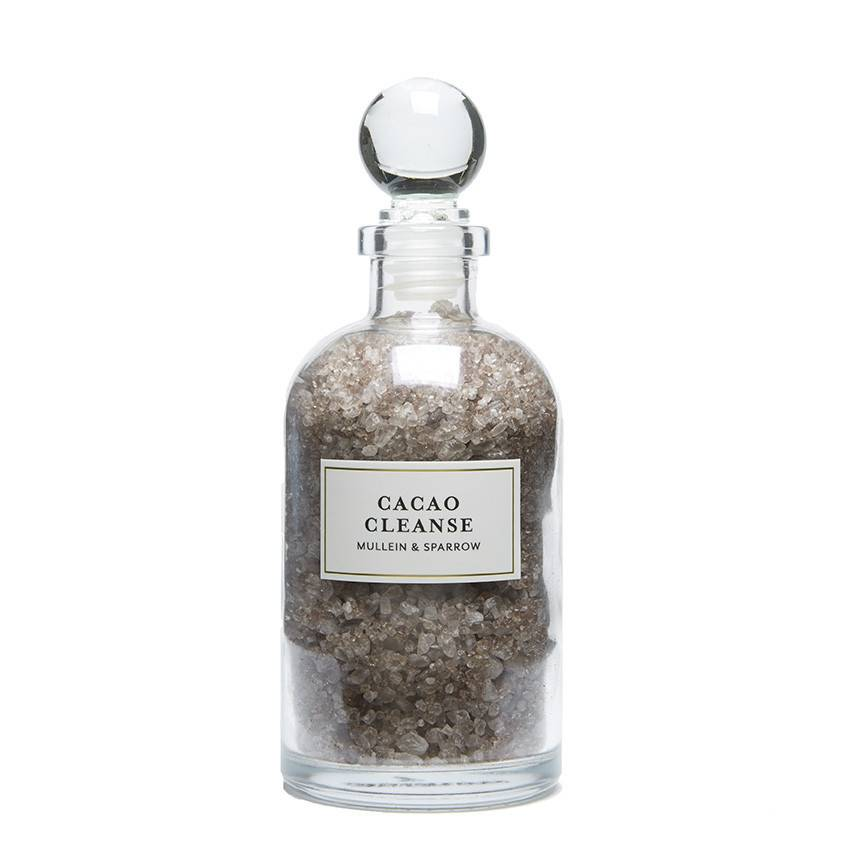 Mullein & Sparrow Mullein & Sparrow - Mini Cacao Cleanse Bath Salts
