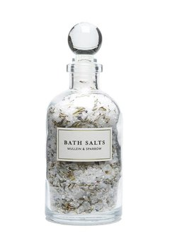 Mullein & Sparrow Mini Lavender Blossom Bath Salts