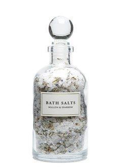 Mullein & Sparrow Mini Lavender Blossom Bath Salts