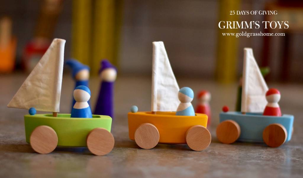 25 Days of Giving – Day 12: Grimm's Toys