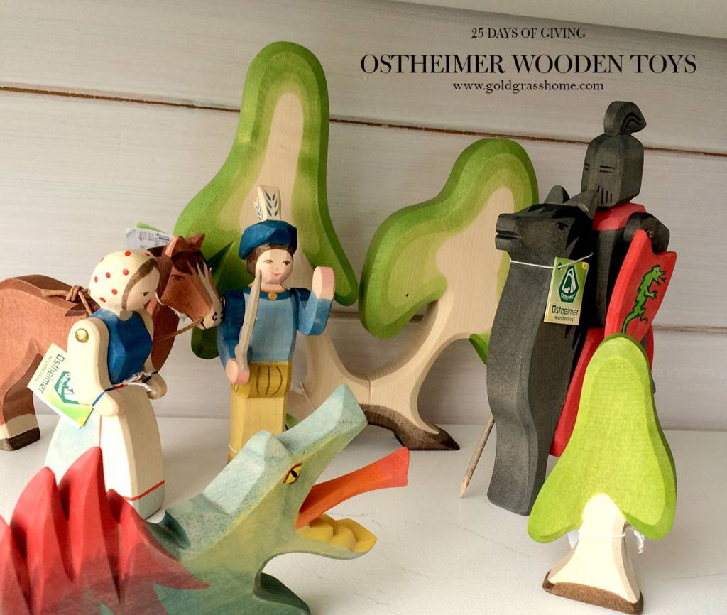 25 Days of Giving – Day 5: Ostheimer Wooden Toys