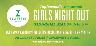 Girls Night. Moms Day. Inglewood Stuff.