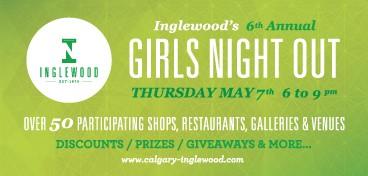 Girls Night. Moms Day. Inglewood Stuff.