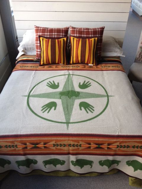 Dreamy Organic Bed: Tradition and Magic