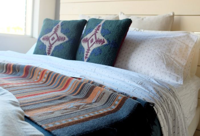 Dreamy Organic Bed of the Week: Coyuchi & Pendleton