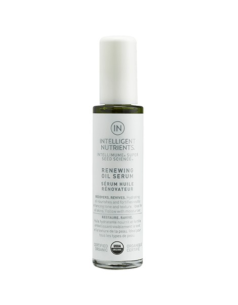 Intelligent Nutrients - Certified Organic Renewing Oil Serum 50ml (was Anti Aging Serum)
