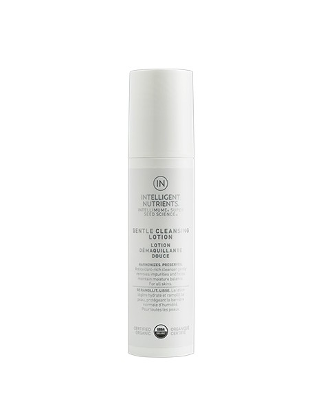 Intelligent Nutrients - Gentle Cleansing Lotion 90ml - (was Anti Aging Cleanser)