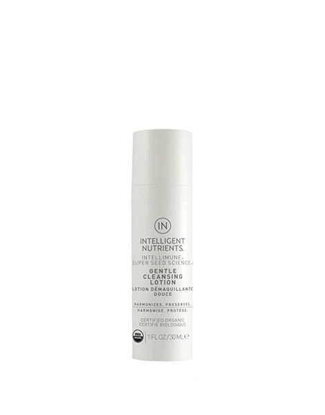 Intelligent Nutrients - Gentle Cleansing Lotion, TRAVEL 30ml