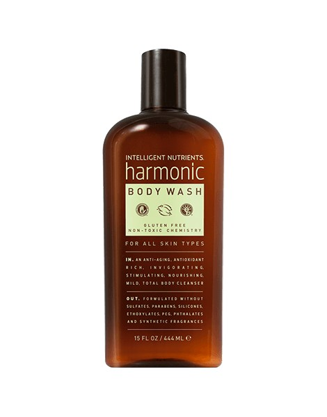 Intelligent Nutrients - Harmonic Body Wash 444ml