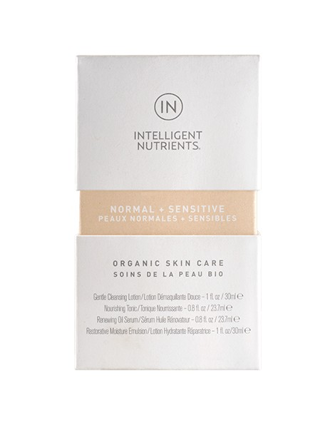 Intelligent Nutrients - Skin Care Travel Set