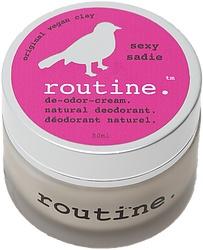 Routine Cream Deodorant - Sexy Sadie