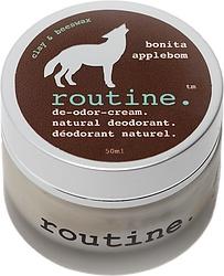 Routine Cream Deodorant - Bonita Applebom