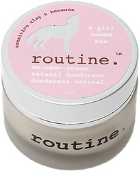 Routine Cream Deodorant - A Girl Named Sue