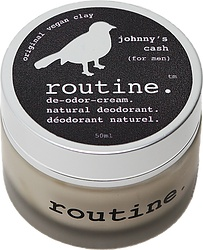 Routine Cream Deodorant - Johnny's Cash