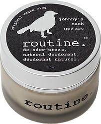 Routine Cream Deodorant - Johnny's Cash