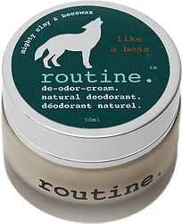 Routine Cream Deodorant - Like a Boss