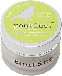 Routine Cream Deodorant - Lucy in the Sky