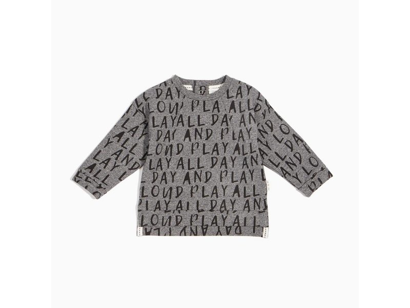 Miles Baby Play All Day L/S Tee