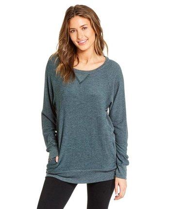 good hYOUman Brooke Side Pocket Pullover