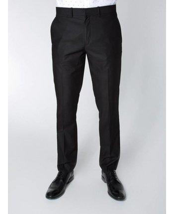 7 Diamonds Modena Black Dress Pant