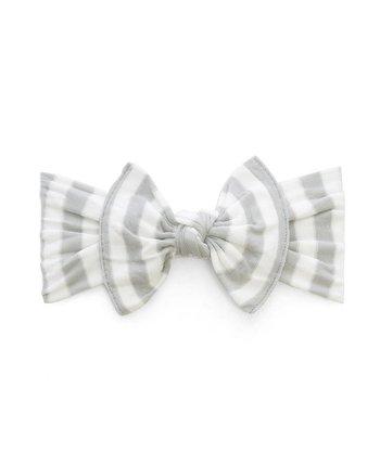 Patterned Knot Headband