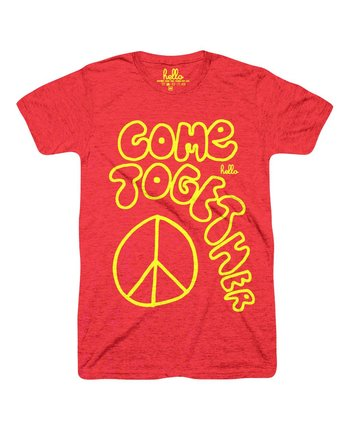 Hello Apparel Come Together Tee