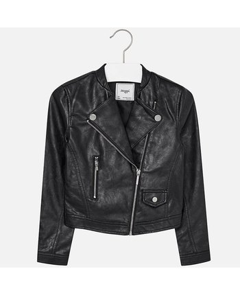 Mayoral 7471 Leather Jacket