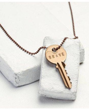 The Giving Keys Dark Bronze Key Classic