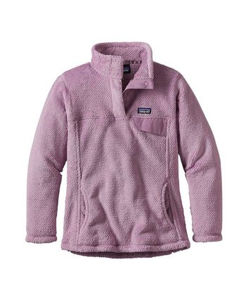 Patagonia Girls Re-Tool Snap Pullover