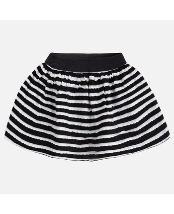 Mayoral 3910 Stripe Skirt