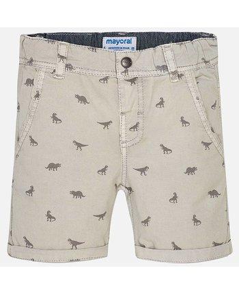 Mayoral 1290 Printed Shorts