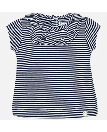 Mayoral 1020 Stripes SS Tee