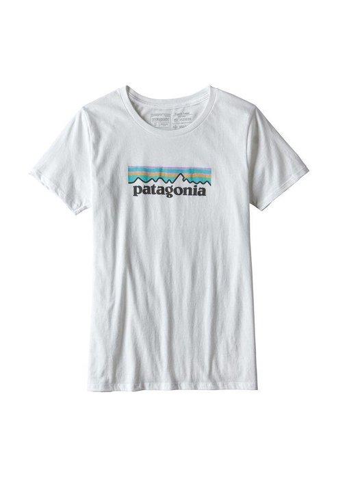 Patagonia Women's Pastel P-6 Logo Tee