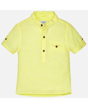 Mayoral 1156 SS Striped Shirt