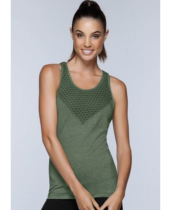 Lorna Jane USA Sweat It Out Excel Tank