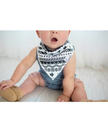 Copper Pearl Bandana Bibs [more colors...]