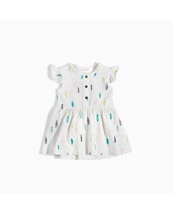 Miles Baby Garden Print Dress
