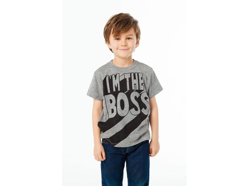 Chaser I'm The Boss Tee