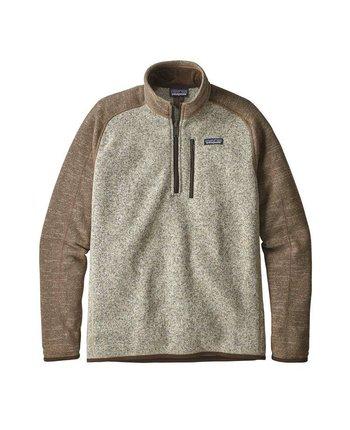 Patagonia Men's Better Sweater 1/4 Zip [more colors...]