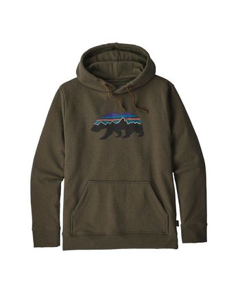 Patagonia Men's Fitz Roy Bear Uprisal Hoody