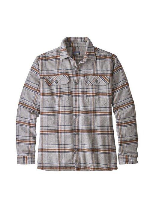 Patagonia Men's LS Fjord Flannel Shirt [more colors...]