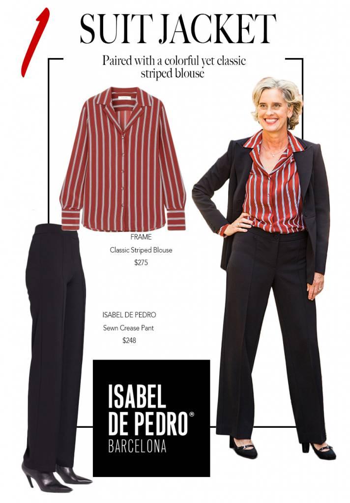 SHOP THE LOOK Suit 5 Ways 1