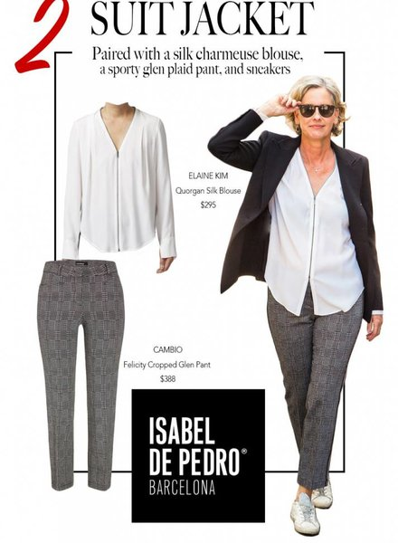 SHOP THE LOOK Suit 5 ways 2