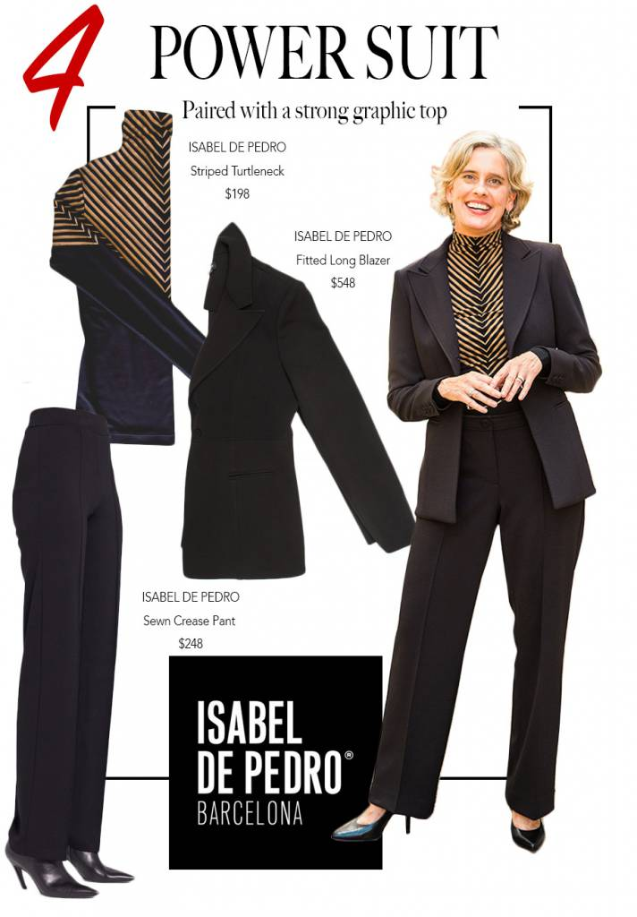 SHOP THE LOOK Suit 5 ways 4