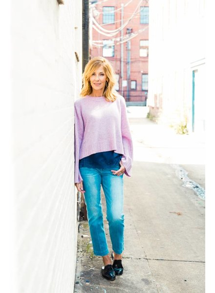 SHOP THE LOOK Cami with Sweater